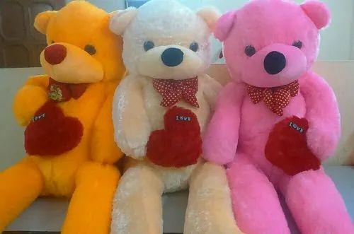 Red Teddy Bear 5 Feet, 5 Feet Teddy Bear Online Cheap Online