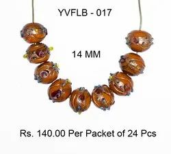 Lampwork Fancy Glass Beads - YVFLB-017
