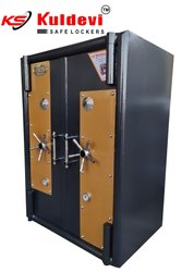 Double Door Jewellery Safe