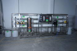 Stainless Steel Industrial RO System, RO Capacity: 5000 LPH, Model Name/Number: Ss Reverse Osmosis