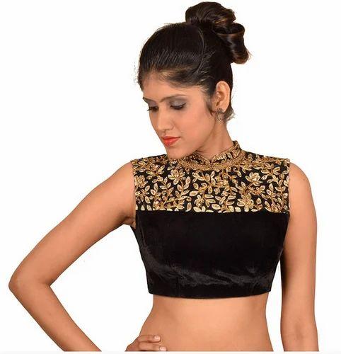 92d2beea1dce46 Saree Blouses - Yellow Raw Silk Blouse Manufacturer from Bengaluru