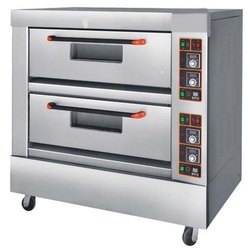 Double Deck Oven Electric