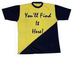 Hosiery Half Sleeves Marathon T-Shirts