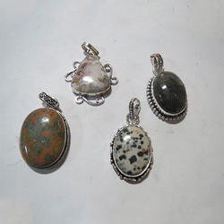 Assorted Gemstone Pendants