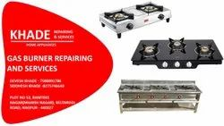 Manual Gas Stove Burner Repair And Service, Application / Usage: Industrial