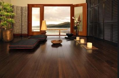 Vinyl Wooden Flooring Interior Bedroom Design Contemporary