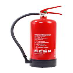 DCP Type Fire Extinguisher, Capacity: 9 Kg