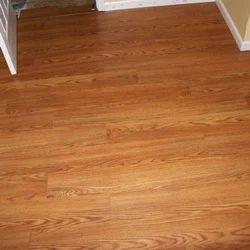 Privy Brown Laminated Wooden Flooring