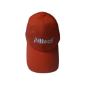 Mens Orange Cap