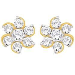 Nakshatra Diamond Earrings