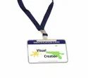 ID Card With Holders With Lanyard For High Class Offices Employees-Pack Of 10