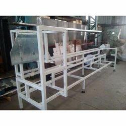Fabricated Machine Frames
