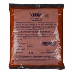 Veeba Pizza Topping Sauce, Packaging Type: Packets, Packaging Size: 1 Kg