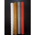 Grey And White Cricket Grips