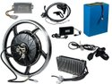 GOGOA1 Electric Motorcycle Full Conversion Kit With lithium Phosphate Battery