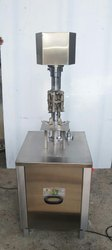 manual plastic bottle cap sealing machine