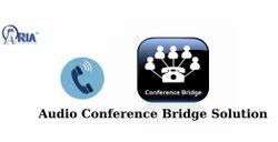 Audio Conference Bridge System