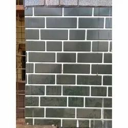 Polycarbonate Brick Roofing Sheet