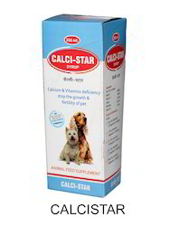 Calci Star Syrup