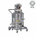 Ipc Industrial Vacuum Cleaning Machine Tank Capacity (litres) : 35
