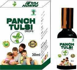 Panch Tulsi Drops