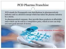 Pharma Propaganda Cum Distributors PCD