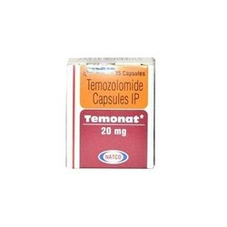 Temonat Temozolomide 20mg Capsules