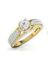 Real Diamonds Round Diamond Jwellery