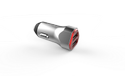 ES311 Car Charger With Dual USB