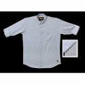 Mens Cotton Full Sleeve Casual Shirt, Size: M-xxl