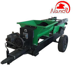 Silage Press Machine