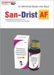 Chlorpheniramine Maleate Phenylephirine HCL