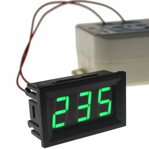 Ac 70 500v 0 56 Led Digital Voltmeter Voltage Meter Green Display 500v Diy 0 56 Inch At Rs 250 Piece Digital Voltmeter Id 20653830688