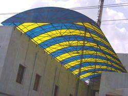 Fiberglass Roofs