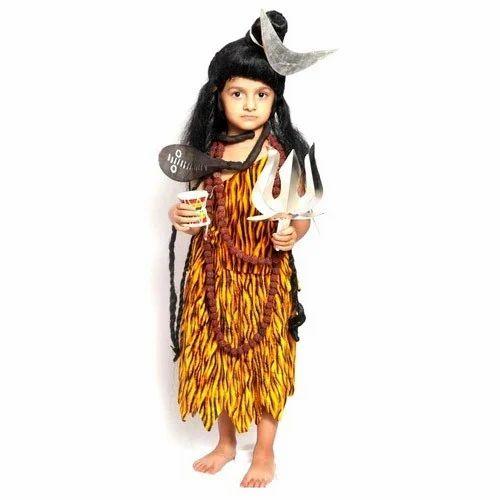 Halloween Costume 500.Kids Boys Lord Shiva Play Costume