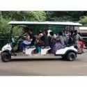 11 Seater Electric Golf Cart