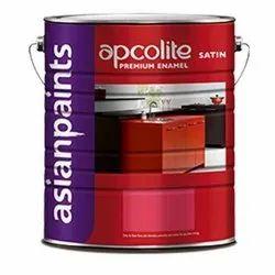 Asian Paints Apcolite Premium Satin Enamel, Packaging Type: Tin