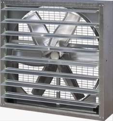 Direct Drive Metal Exhaust Fan