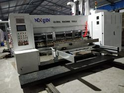 Lead Edge Printer ,RDC With Vibration Stacker