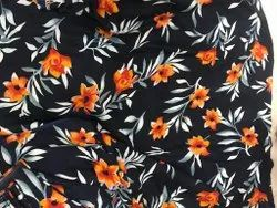Summer cool printed Fabric