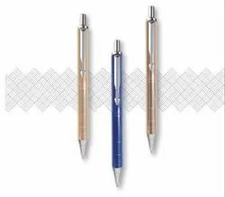 Blue Plastic Parker Profile Pens, For Fast Writing, Packaging Type: Seal Pack