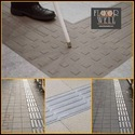 Blind Tactile Pedestrian Paver Blocks