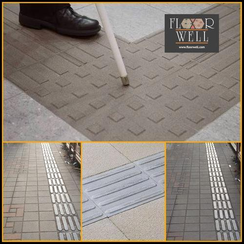 Blind / Tactile Pedestrian Paver Blocks