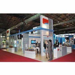 Modern Exhibition Stall