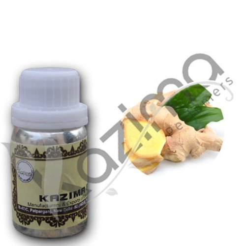 Kazima Ginger Essential Natural & Undiluted Oil