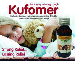 Allopathic Cough Syrup