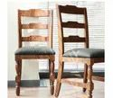 Wood Black Iaah Medusa Dining Chair For Home