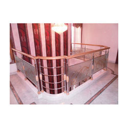 Stainless Steel Railing For Home