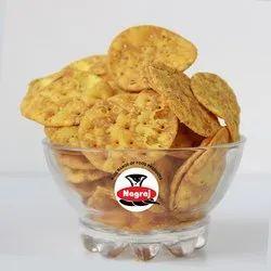 Nagraj Refined Wheat Flour Masala Puri, 200gm, Packaging Type: Packet