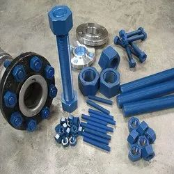 PTFE Coated Studs Bolts And Nuts